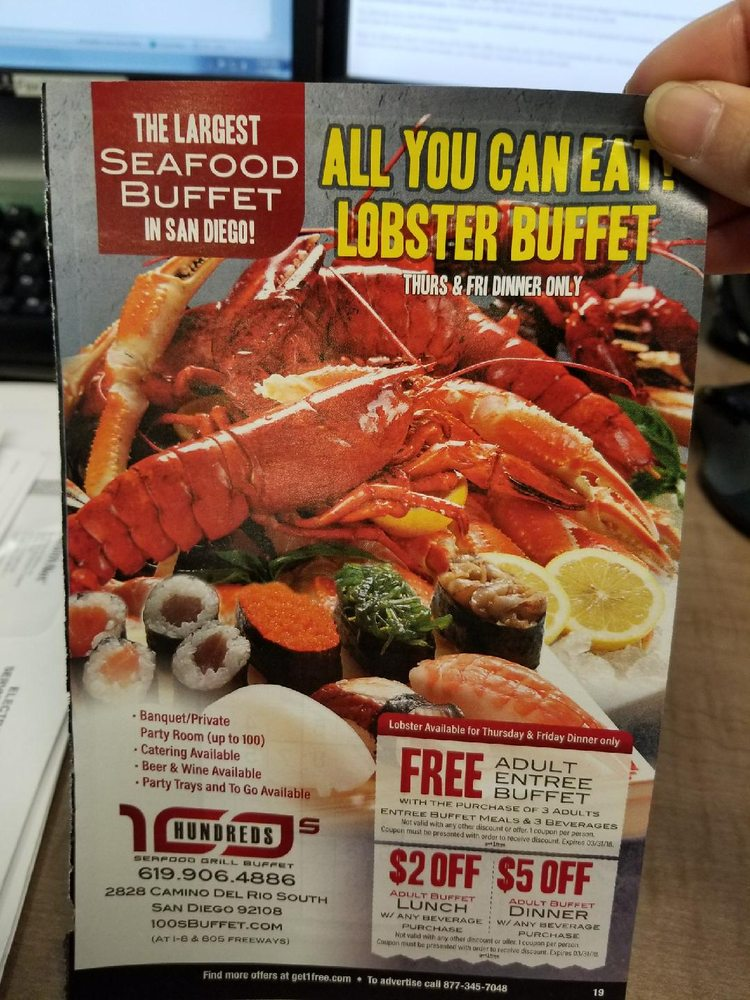 coupons in the get 1 free magazine yelp rh yelp com seafood buffet san diego best seafood buffet san diego