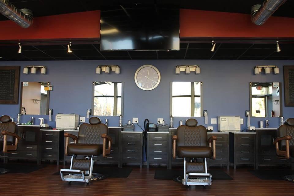 Barbers Den & Shave Shop: 167 Front St, Berea, OH