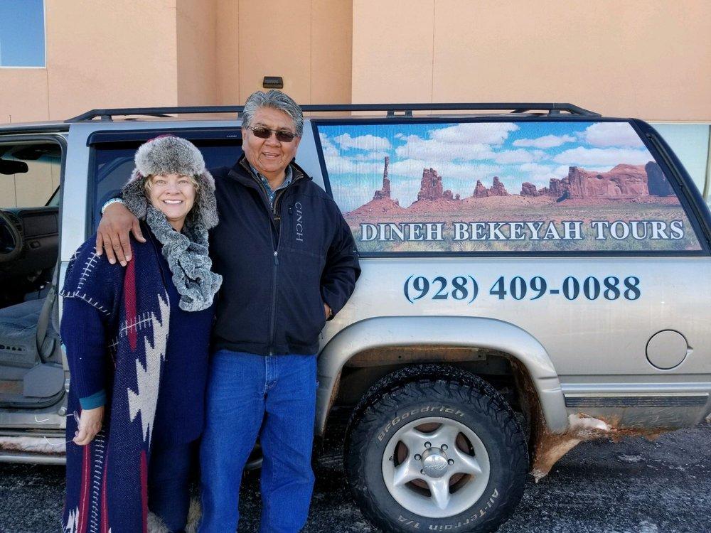 Dineh Bekeyah Tours: Monument Valley, UT