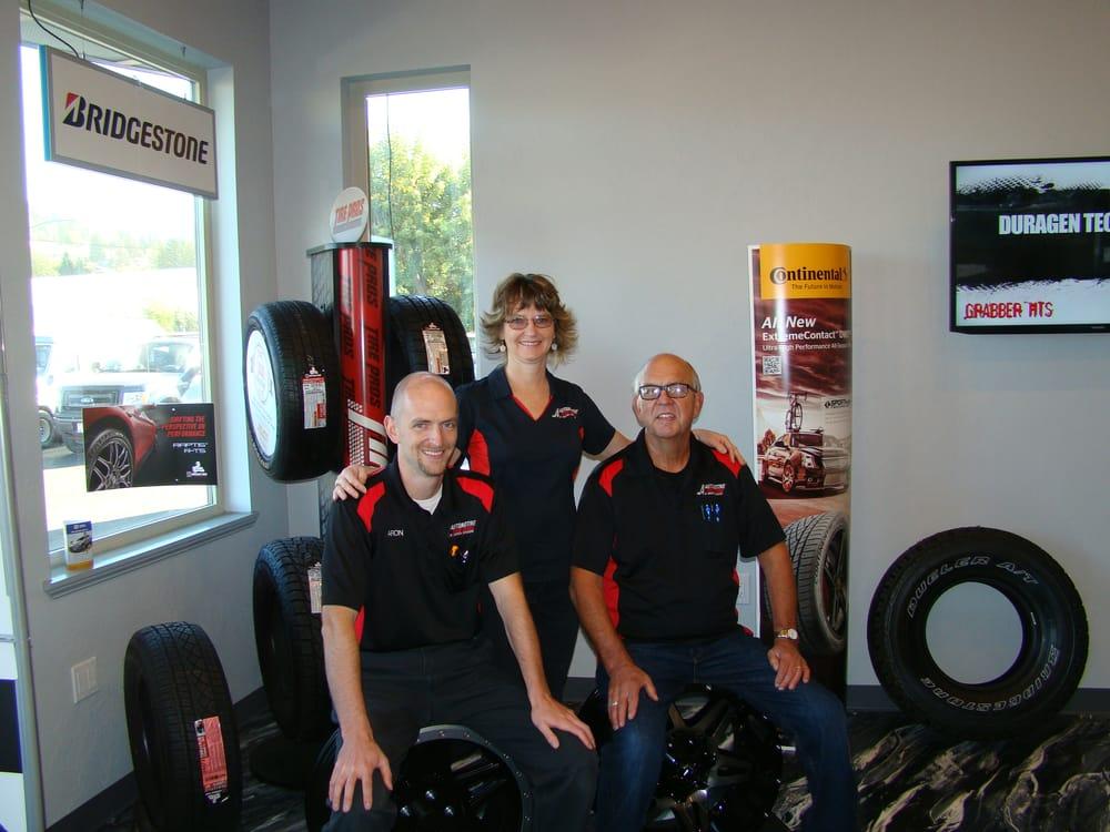 A Automotive Tire Pros: 361 W 5th Ave, Colville, WA