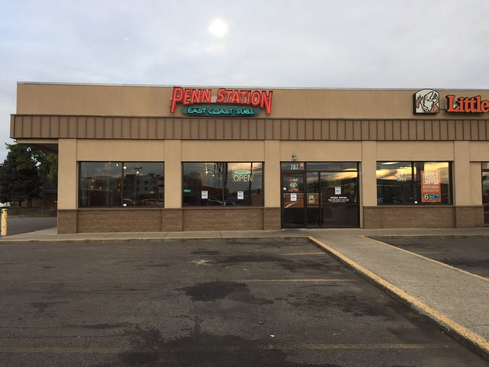 Penn Station East Coast Subs: 787 N Bridge St, Chillicothe, OH