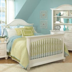 Crib and teen city furniture