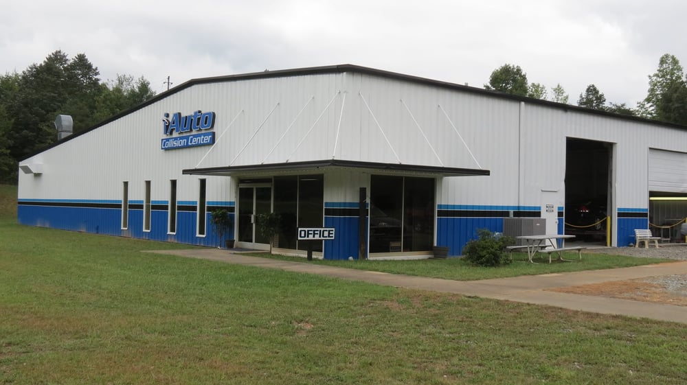 iAuto Collision Center: 1070 US Hwy 74 A Bypass, Spindale, NC
