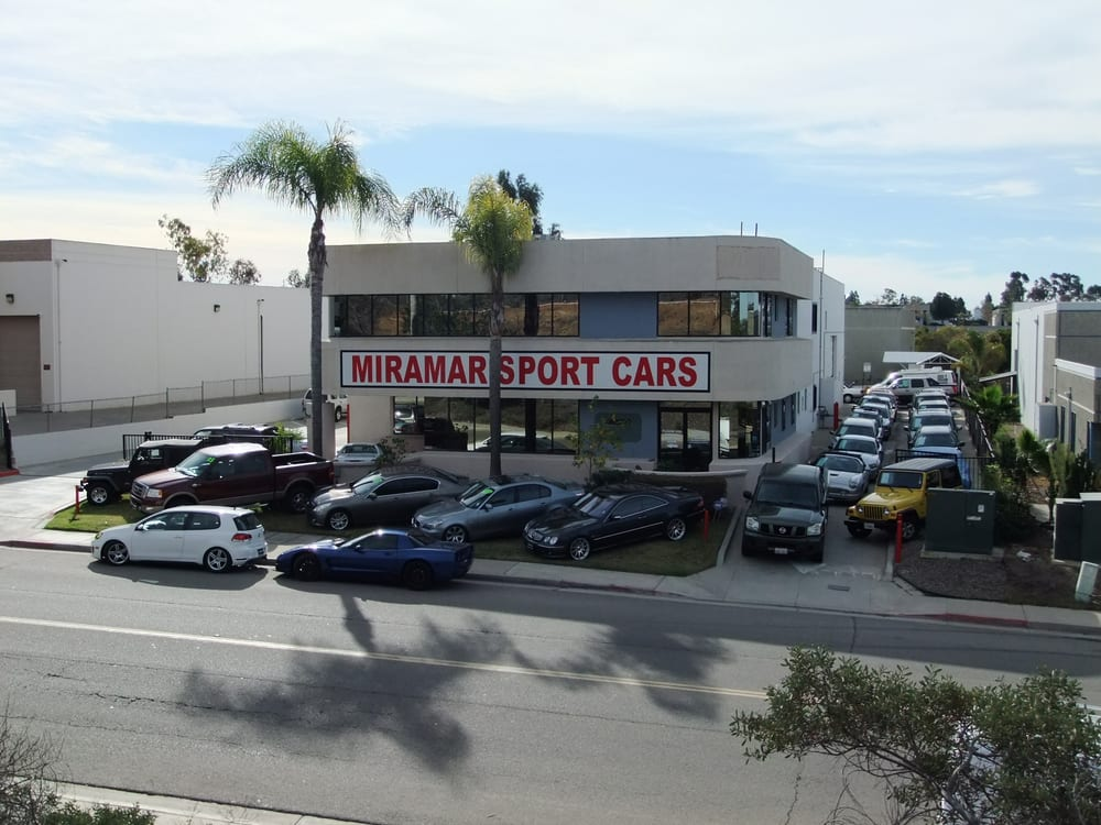 miramar sport cars used car dealers 7795 arjons dr san diego ca phone number yelp. Black Bedroom Furniture Sets. Home Design Ideas