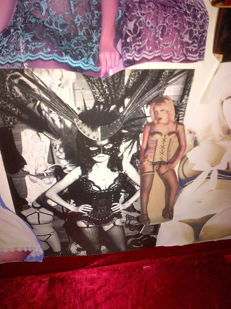 Trashy Lingerie history! - Yelp 97fe0ff36