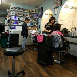Gorgeous beauty salon coiffeurs salons de coiffure for 808 salon honolulu