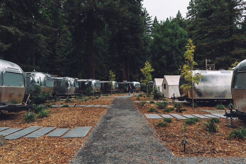 Photo of AutoCamp - Guerneville, CA, United States. Space 5
