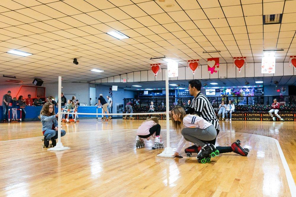 Social Spots from Roller City Skate & Play