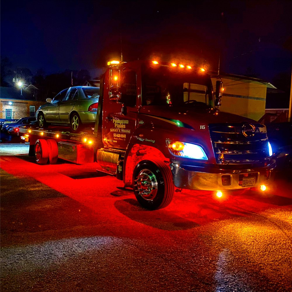 Towing business in West Milford, NJ