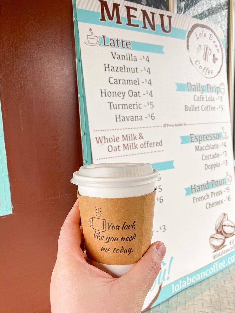 Lola Bean Coffee: Springfield, TN