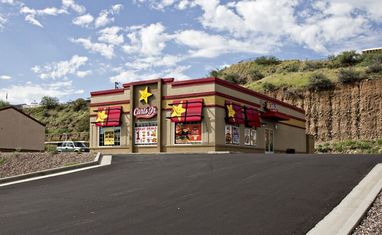 Fast Food In Globe Az