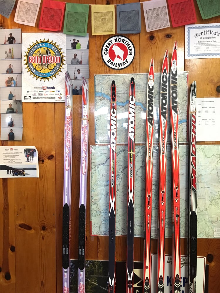 Otto's Cross Country Ski & Mountain Bike: 38716 Pioneer Blvd, Sandy, OR