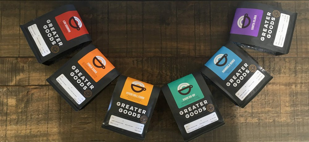 Greater Goods Coffee Roasters: 160 McGregor Ln, Dripping Springs, TX