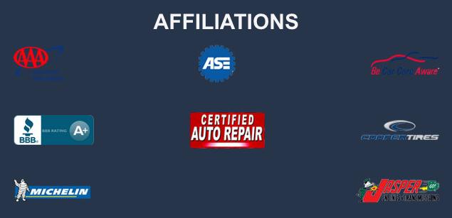 Eads Automotive & Tire: 1403 S Pine St, Cabot, AR