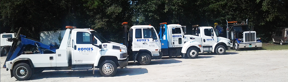 Royce's Towing & Recovery: 262 Old Egg Rd, Cairo, GA