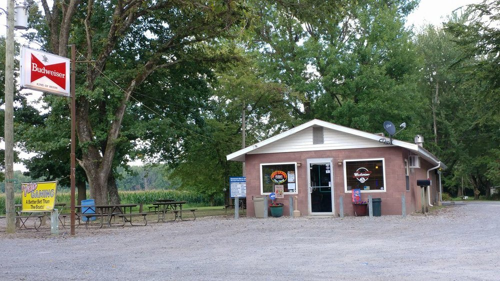 Horseshoe Bar & Grill: 19950 E Side Dr, Olive Branch, IL