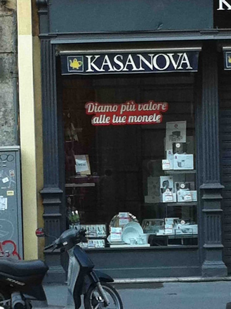 Kasanova oggettistica per la casa via mercato 26 for Kasanova casa