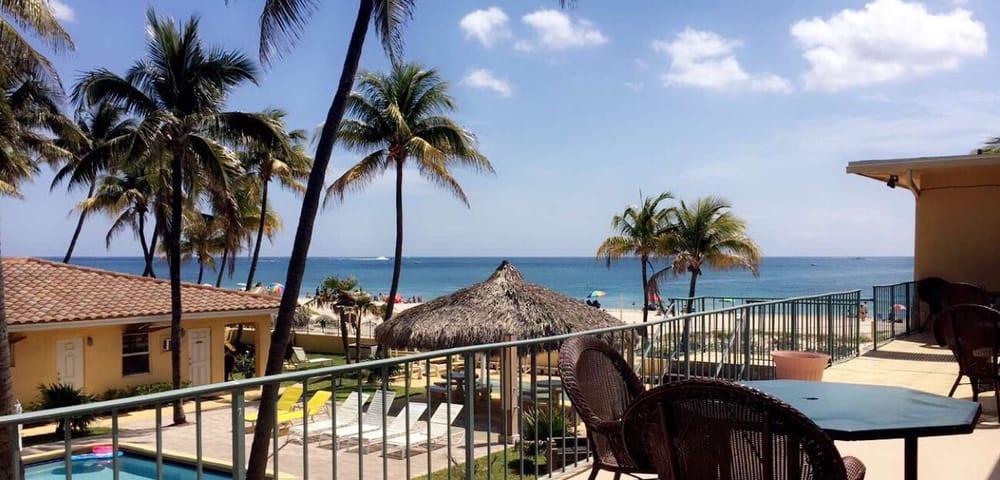 Ebb Tide Resort Pompano Beach Reviews