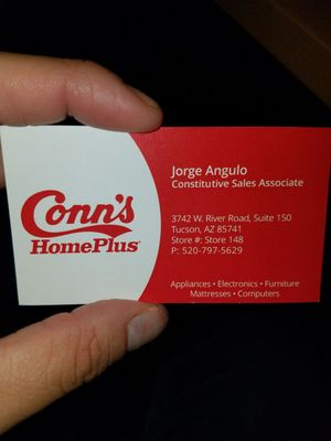 Conn S Homeplus 3742 W River Rd Ste 150 Tucson Az Furniture Stores