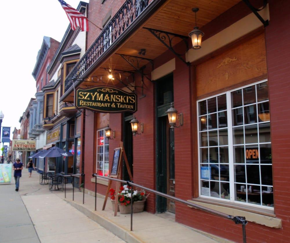 Szymanski Bar & Restaurant: 129 Fraley St, Kane, PA