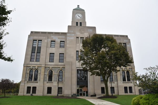 Erie County Common Pleas Court - Courthouses - 323 Columbus