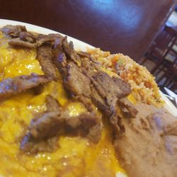 Photo Of Agave Jaliscos Yorktown Tx United States Cheese Enchiladas With Beef
