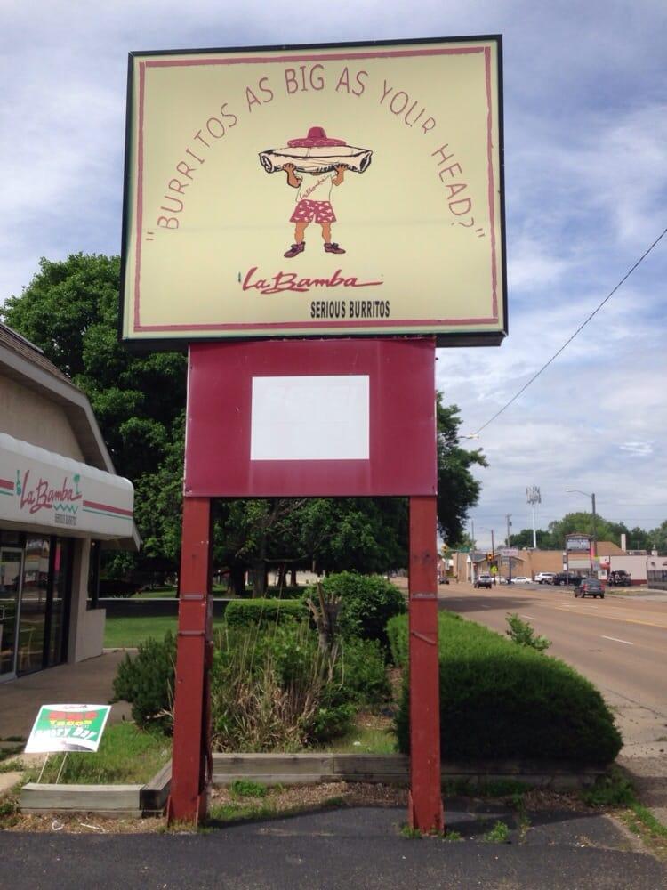 Yelp La Bamba Restaurants