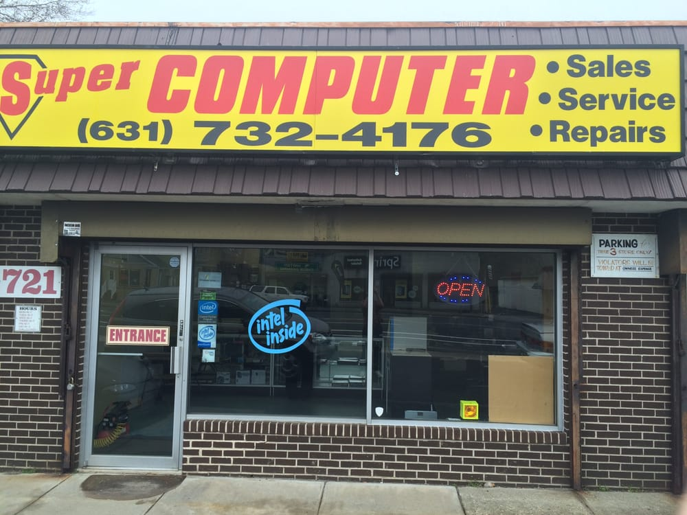 Super Computer: 721 Middle Country Rd, Selden, NY