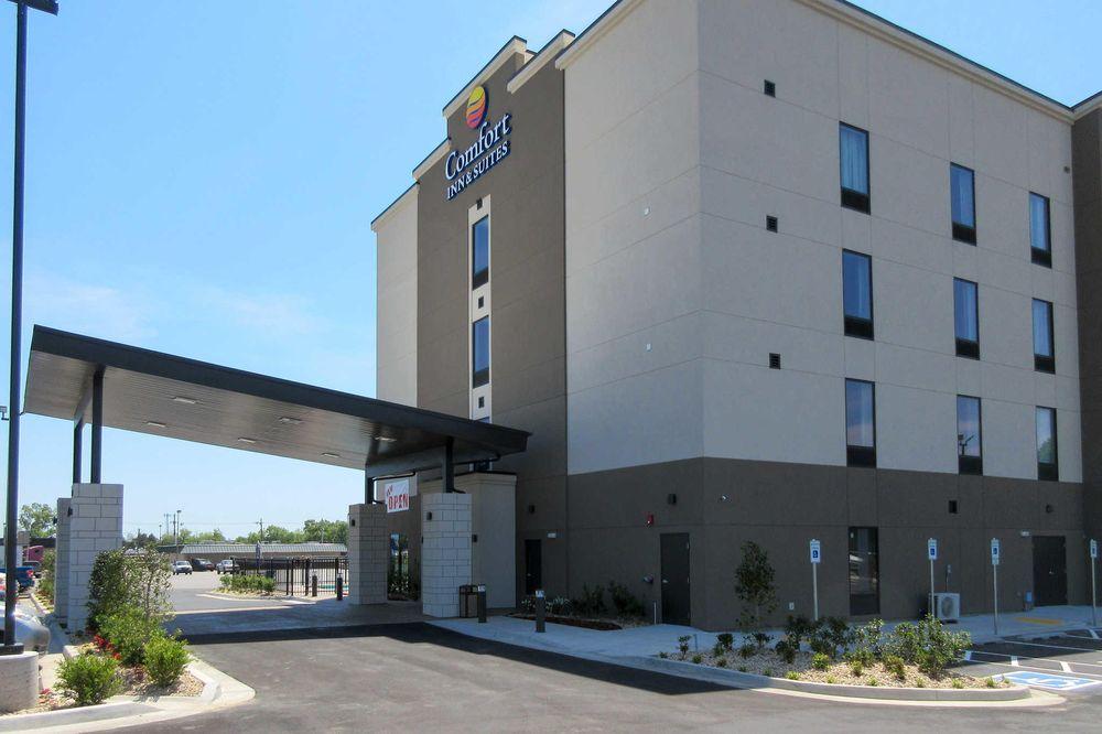 Comfort Inn & Suites Tulsa Catoosa