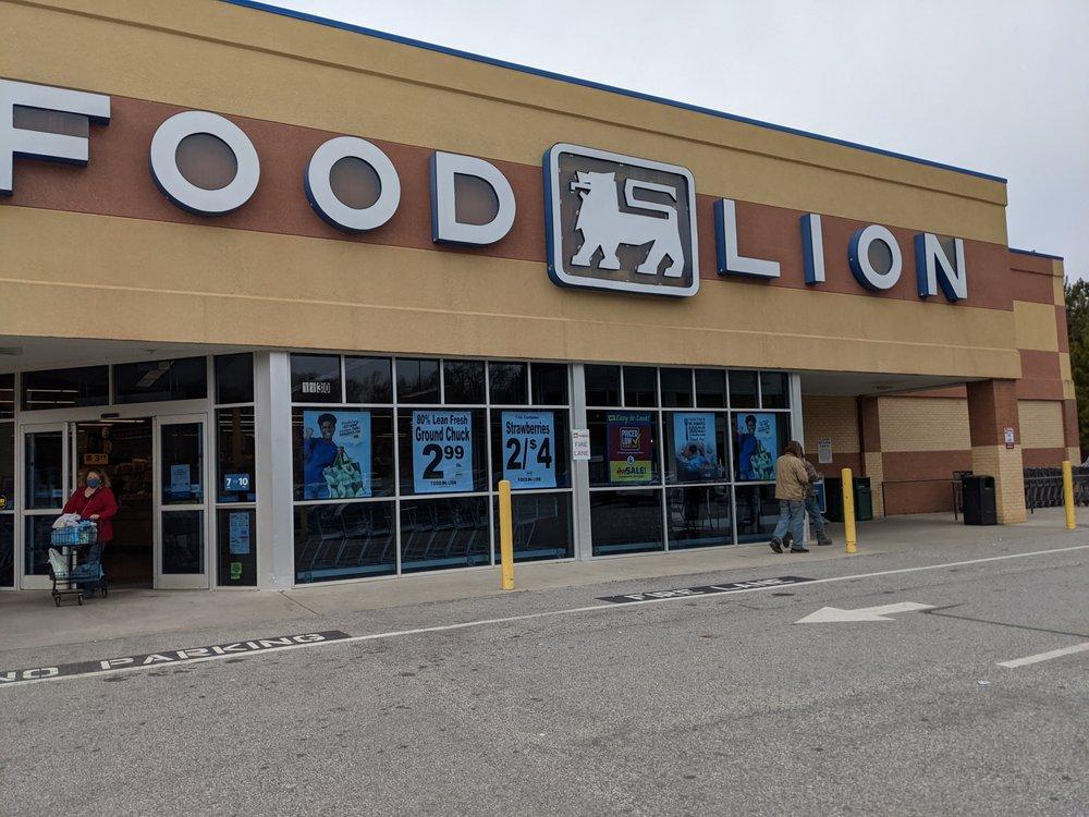Food Lion: 1130 W Cherokee St, Blacksburg, SC