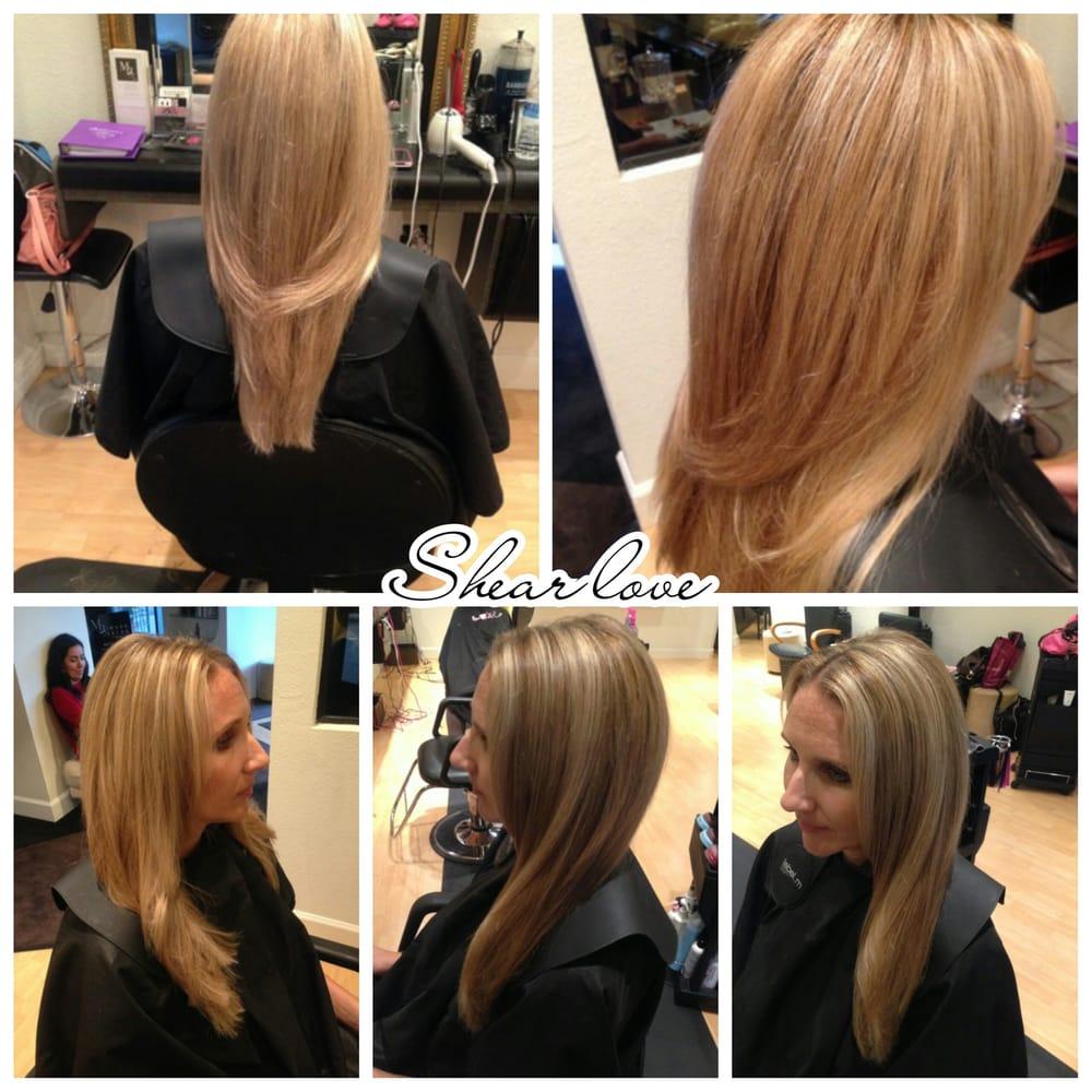 Shear love 51 photos 12 avis coiffeur salon de for Avis salon de coiffure