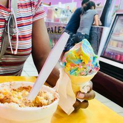 Paleteria La Michoacana Ice Cream Frozen Yogurt 697 Peoria St