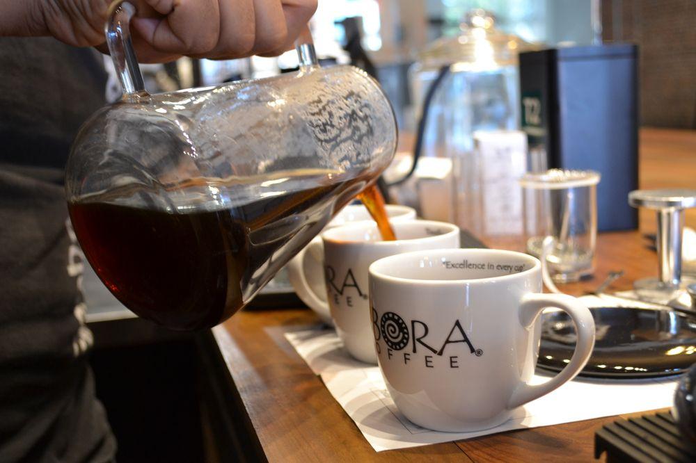 Ubora Coffee: 1128 Jones St, Augusta, GA