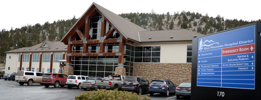Blue Mountain Hospital Home Health & Hospice Agency | 422 W Main St, John Day, OR, 97845 | +1 (541) 575-1648