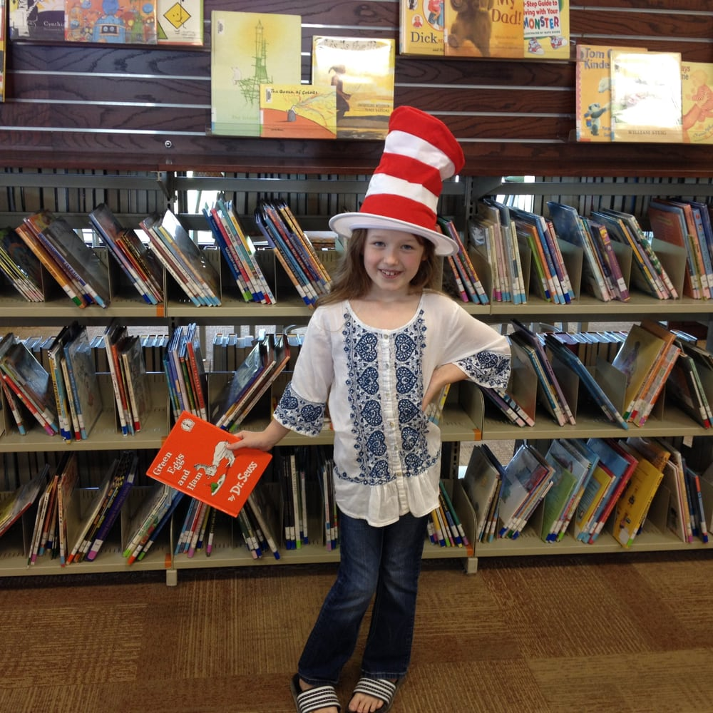 Laura Bush Community Library