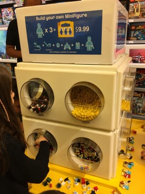 The Lego Store 19575 Biscayne Blvd Rm 353 Miami, FL Toy Stores ...