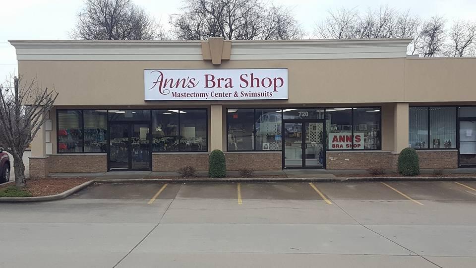 Ann's Bra Shop: 623 S Silver Springs Rd, Cape Girardeau, MO