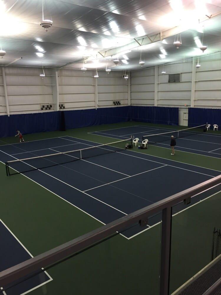Elysium Tennis: 7637 Commerce Pl, Plain City, OH