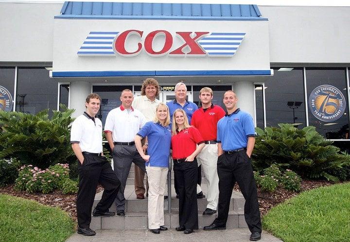 cox chevrolet 46 photos 19 reviews car dealers 2900 cortez rd w bradenton fl phone. Black Bedroom Furniture Sets. Home Design Ideas
