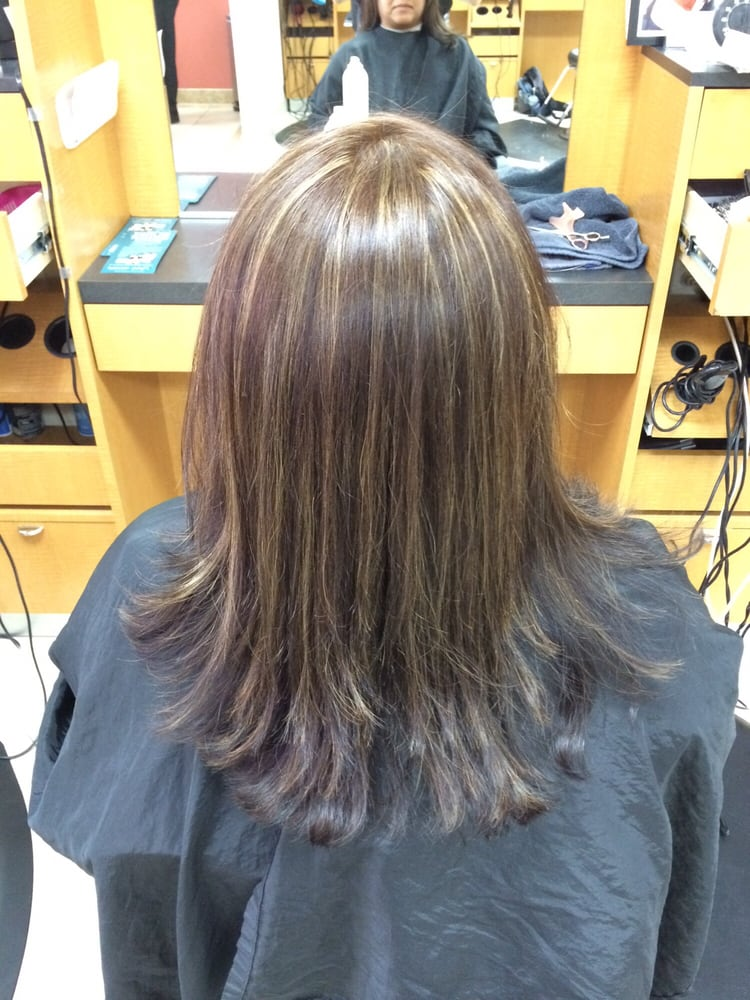 sams style hair salon after cut and color by yelp 4458