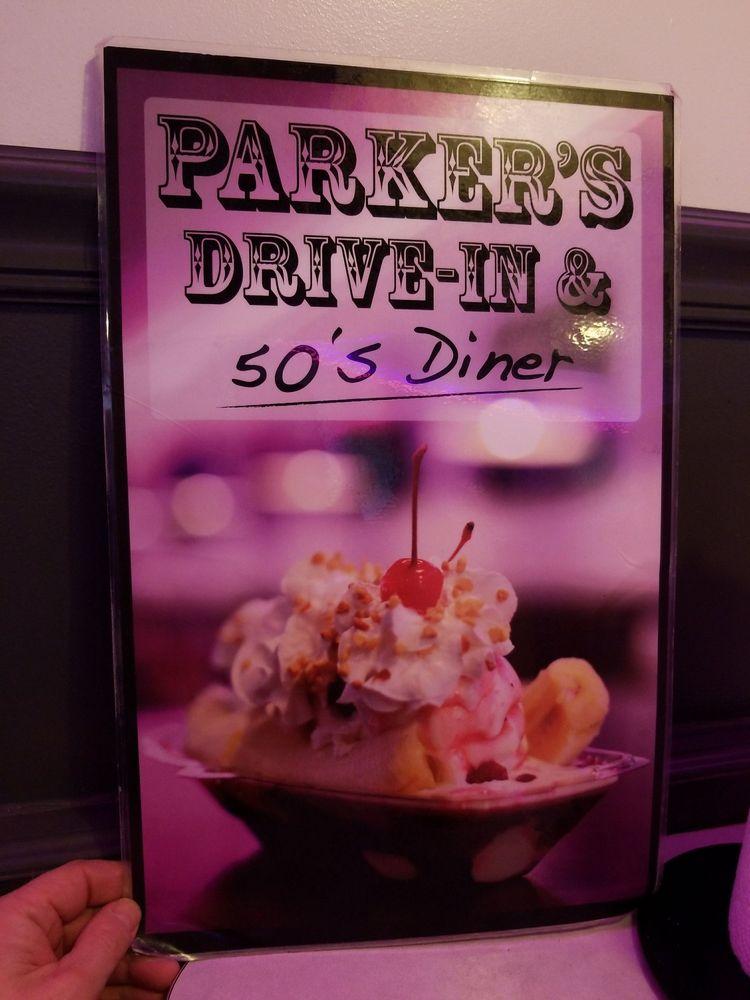 Parker's Drive-In: 2921 Lone Oak Rd, Paducah, KY