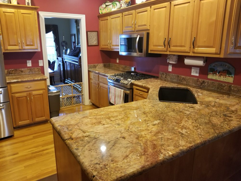 Bon Stonehenge Granite   Get Quote   Countertop Installation   505 W New Circle  Rd, Lexington, KY   Phone Number   Yelp