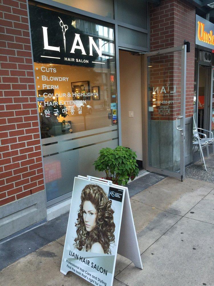Lian Hair Salon Hair Salons 632 Abbott Street Downtown