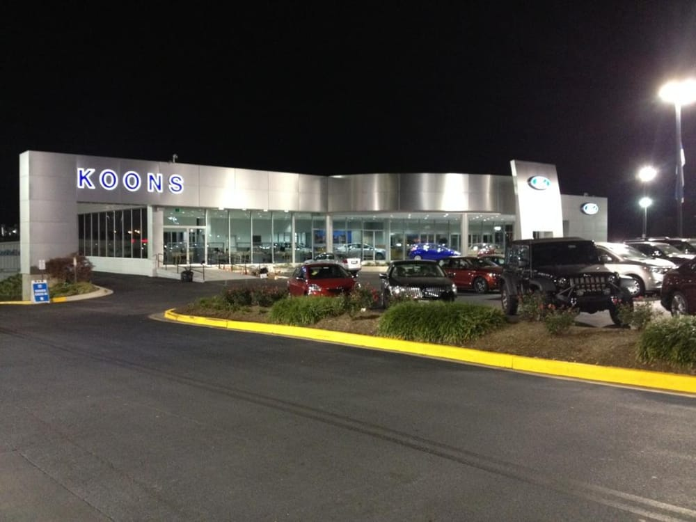 koons baltimore ford - 35 photos & 41 reviews - car dealers - 6970