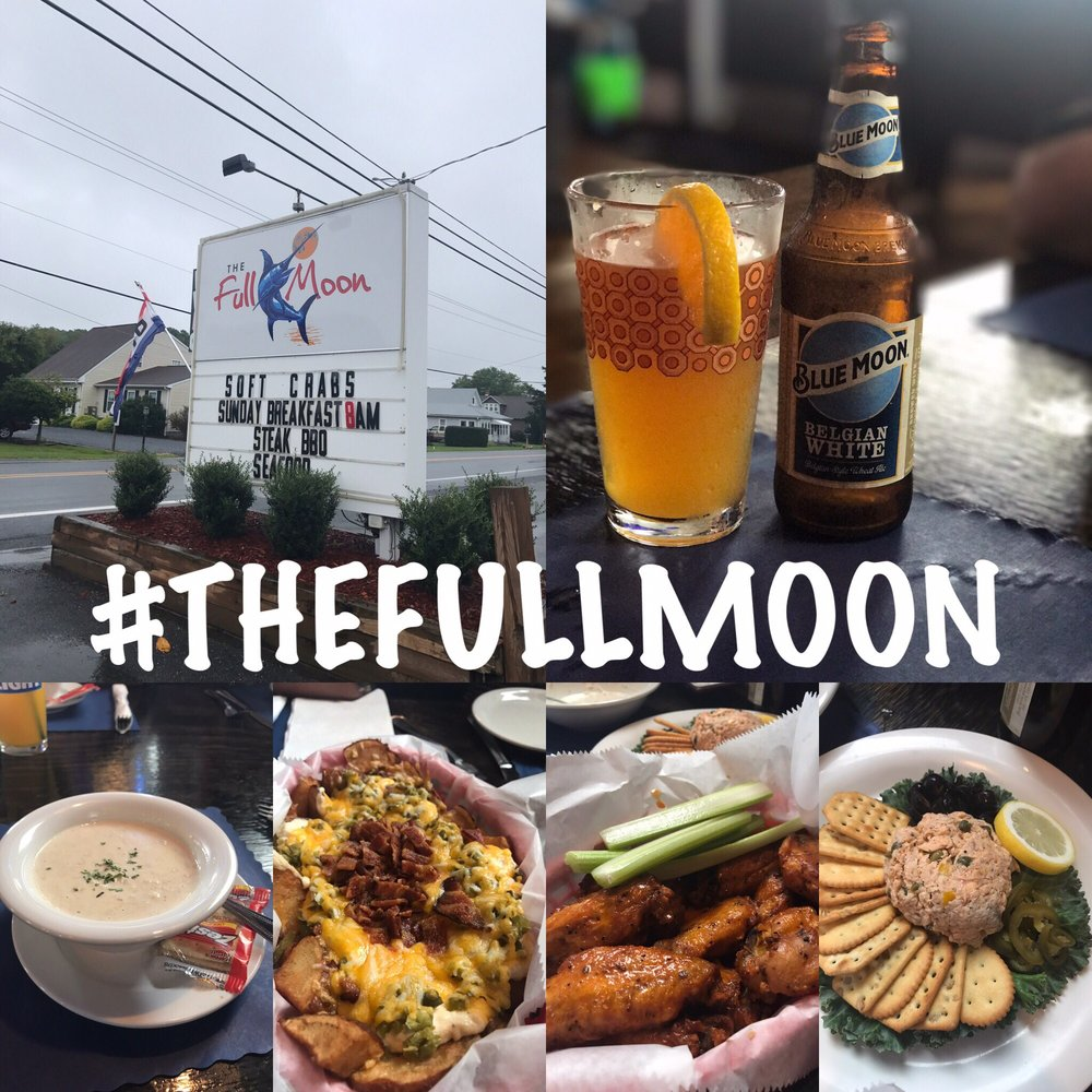 The Full Moon Saloon: 12702 Old Bridge Rd, Ocean City, MD