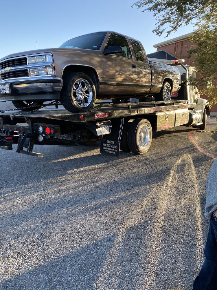 Towing business in Amarillo, TX
