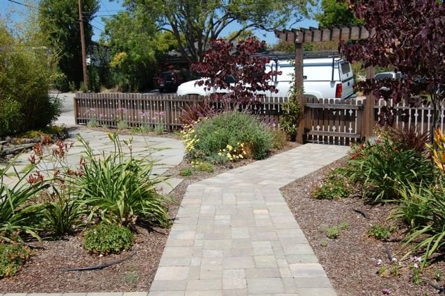 Paver Entry And Custom Fence Yelp
