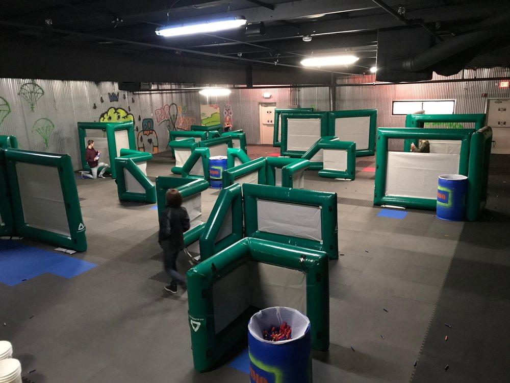 Combat Ops Arena: 702 Ley Rd, Fort Wayne, IN