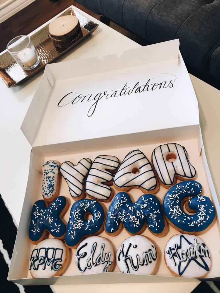Bakery Donuts