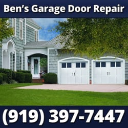 Beau Photo Of Benu0027s Garage Door Repair   Raleigh, NC, United States